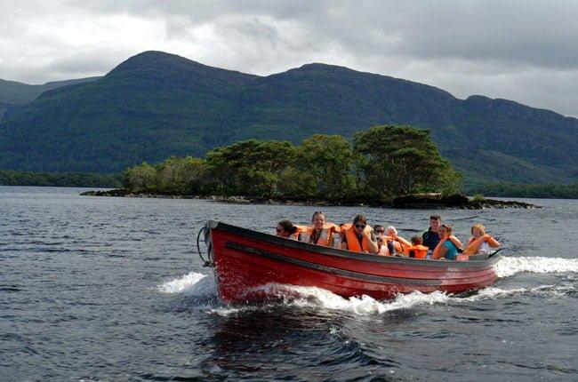 Gap of Dunloe Tours - Killarney Lake Tour